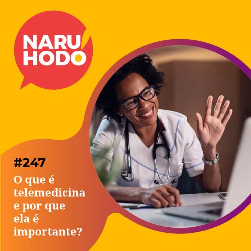 Capa - O que é telemedicina e por que ela é importante?