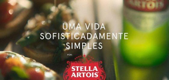 Ao Redor da Mesa-Stella-artois