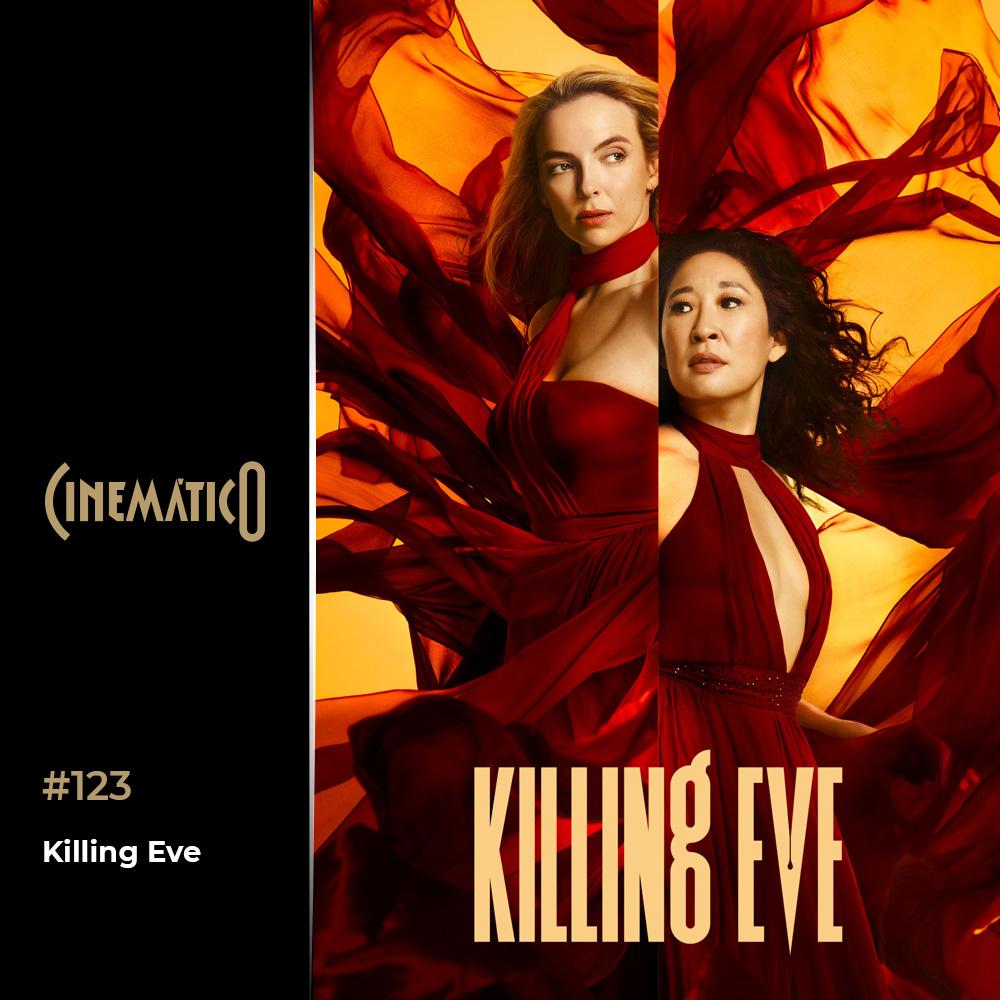 Capa - Killing Eve