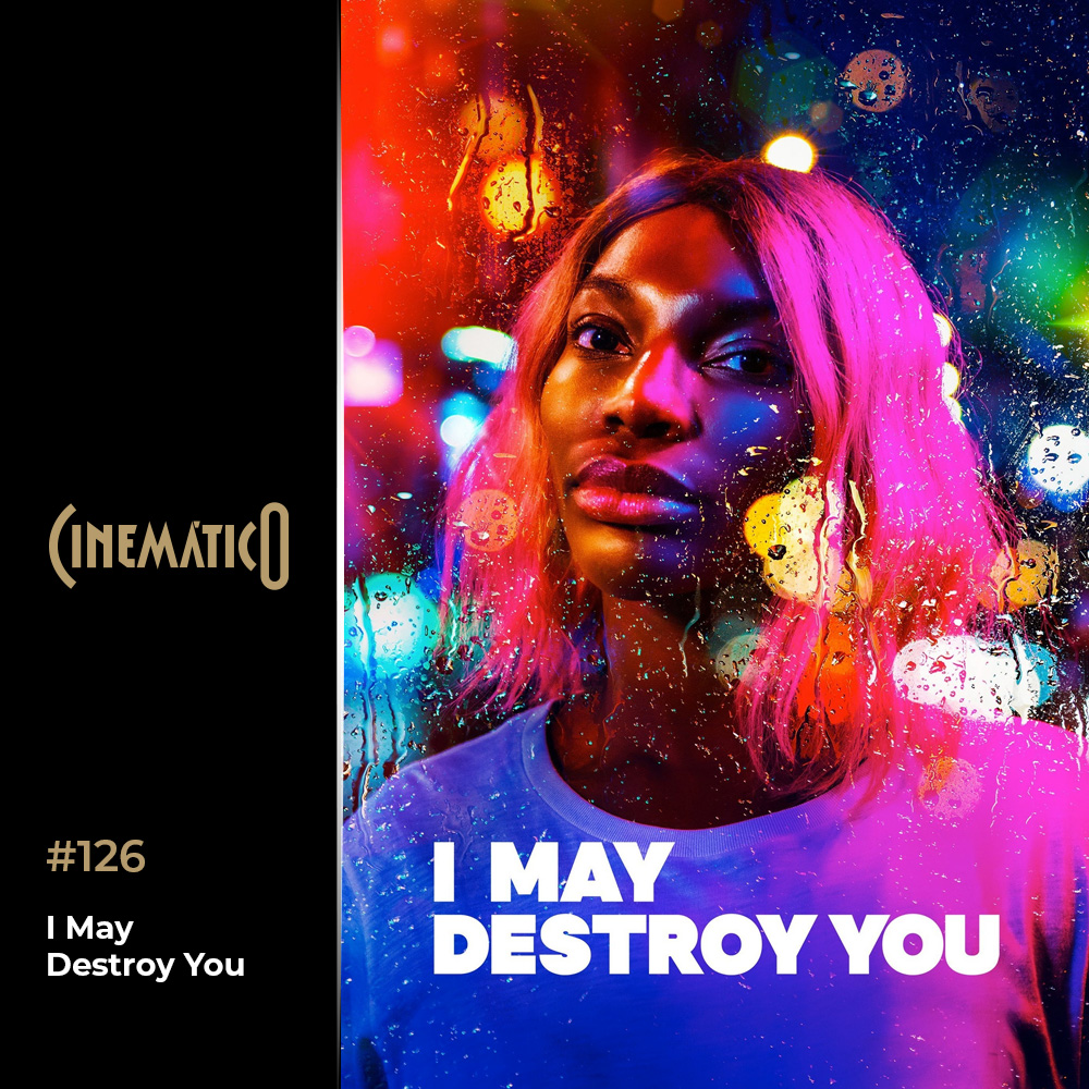 Capa - I May Destroy You