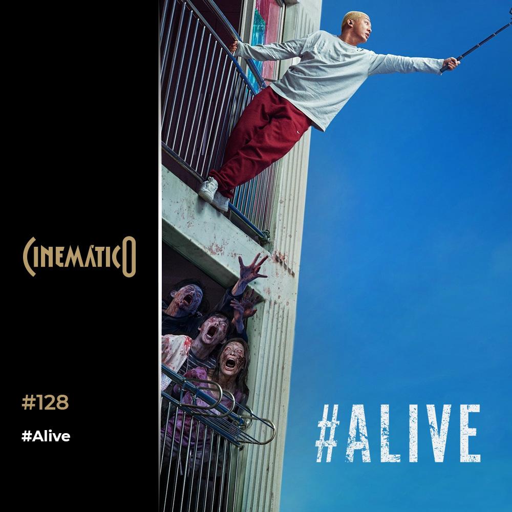 Capa - Alive