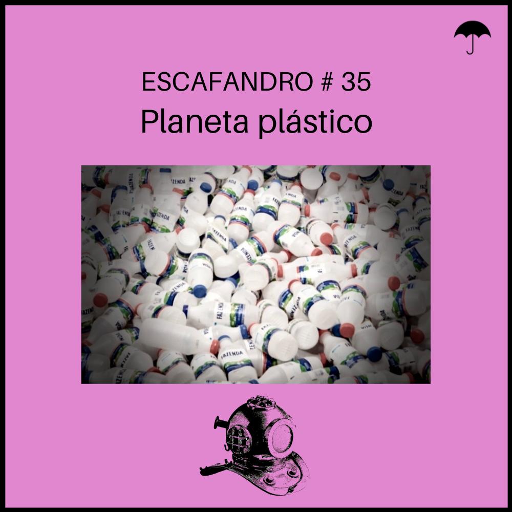 Capa - Planeta Plástico