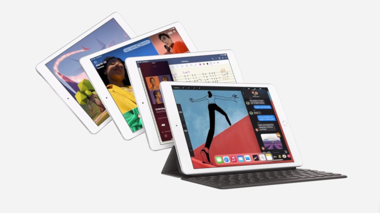 Apple apresenta iPad 8 e novo iPad Air
