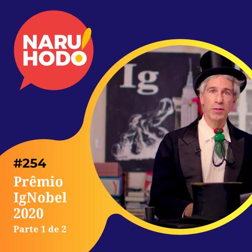 Capa - Especial Prêmio IgNobel 2020 - Parte 1 de 2