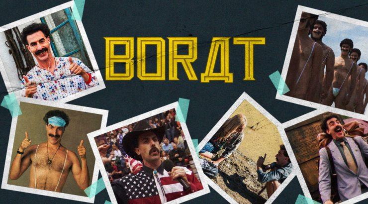 Borat Amazon Prime Video