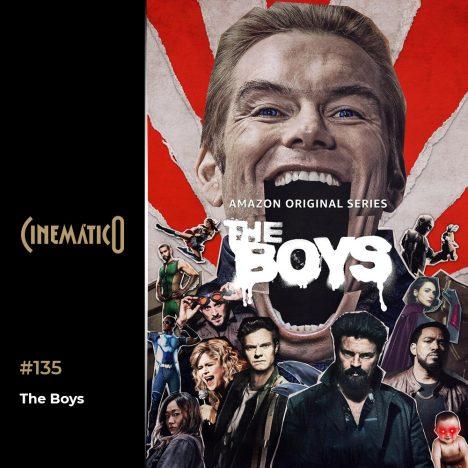 Capa - The Boys