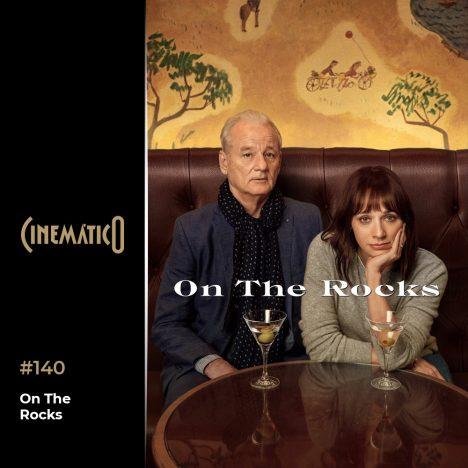 Capa - On The Rocks