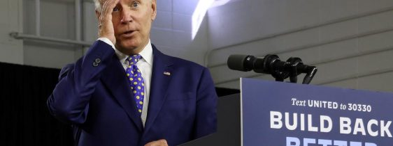 FILE PHOTO_ Democratic presidential candidate Joe Biden holds campaign event in Wilmington, Delaware