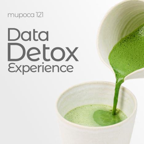 Capa - Data detox experience