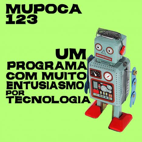 Capa - Um programa com muito entusiasmo por tecnologia