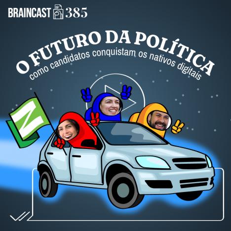 Capa - O futuro da política: como candidatos conquistam os nativos digitais