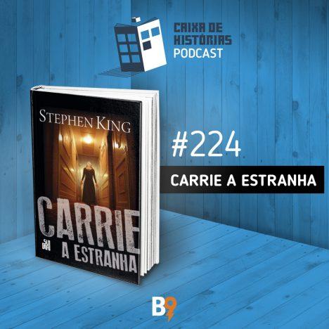 Capa - Carrie A Estranha