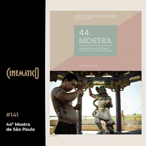 Capa - 44ª Mostra de São Paulo