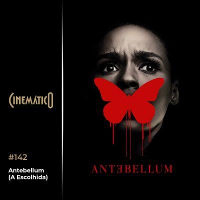 Capa - Antebellum (A Escolhida)