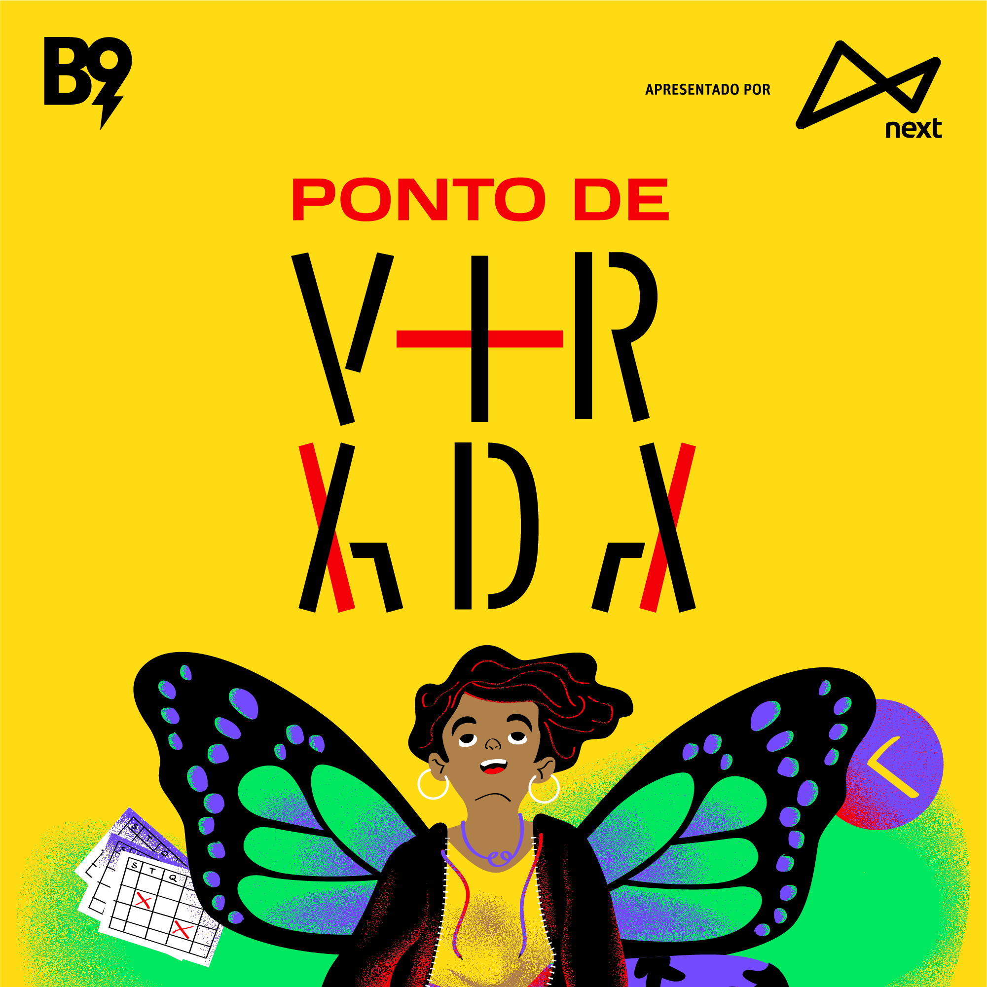 Capa do podcast Ponto de Virada