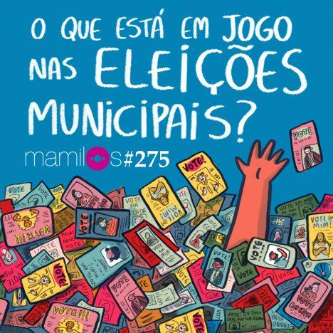 Capa - O que está em jogo nas eleições municipais?