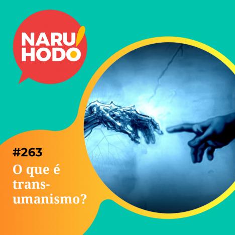 Capa - O que é transumanismo?