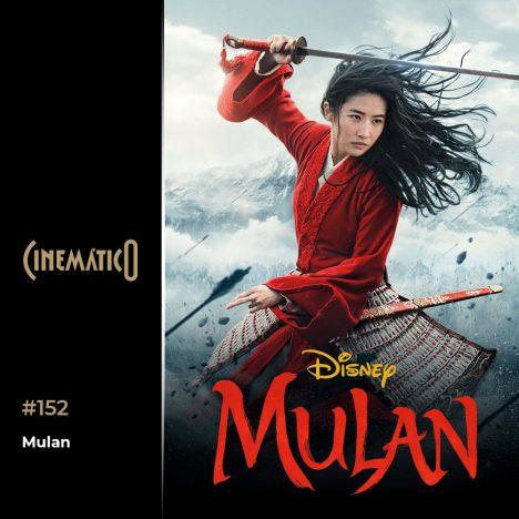 Capa - Mulan