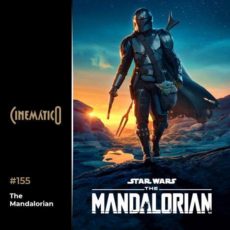 Capa - The Mandalorian