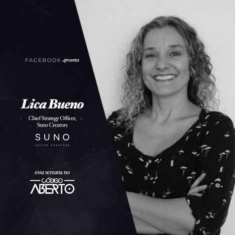 Capa - Lica Bueno, Chief Strategy Officer, Suno Creators