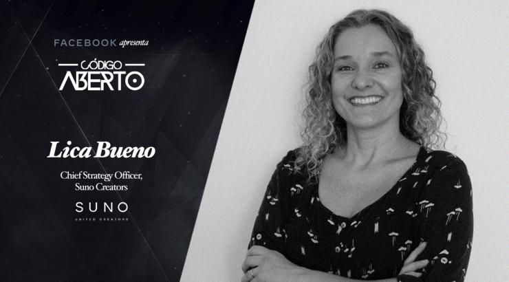 Código Aberto – Lica Bueno, Chief Strategy Officer, Suno Creators
