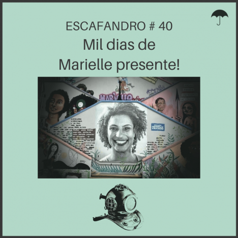 Capa - Mil dias de Marielle presente