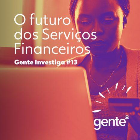Capa - O futuro dos Serviços Fianceiros