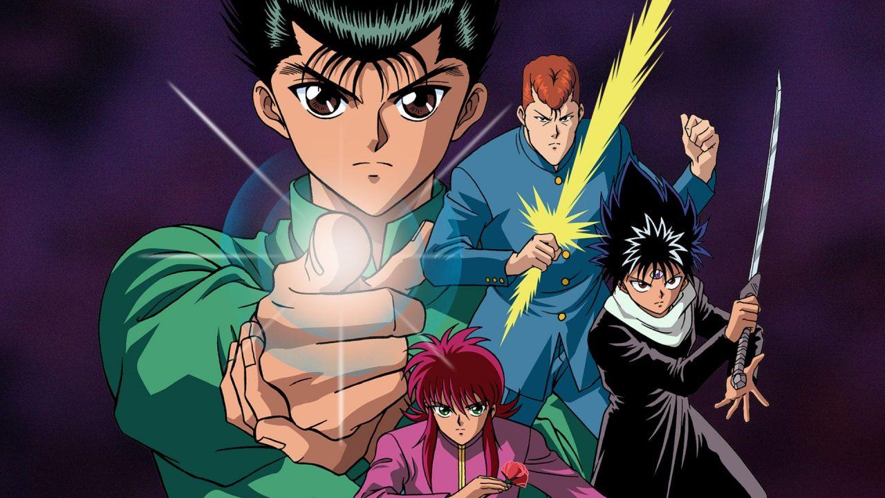 "Netflix vai produzir remake em live-action de ""Yu Yu Hakusho"""