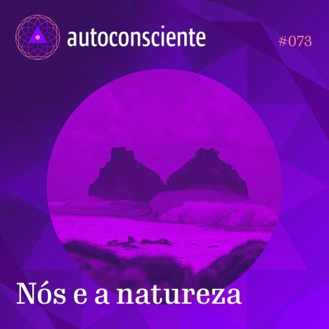 Capa - Nós e a Natureza