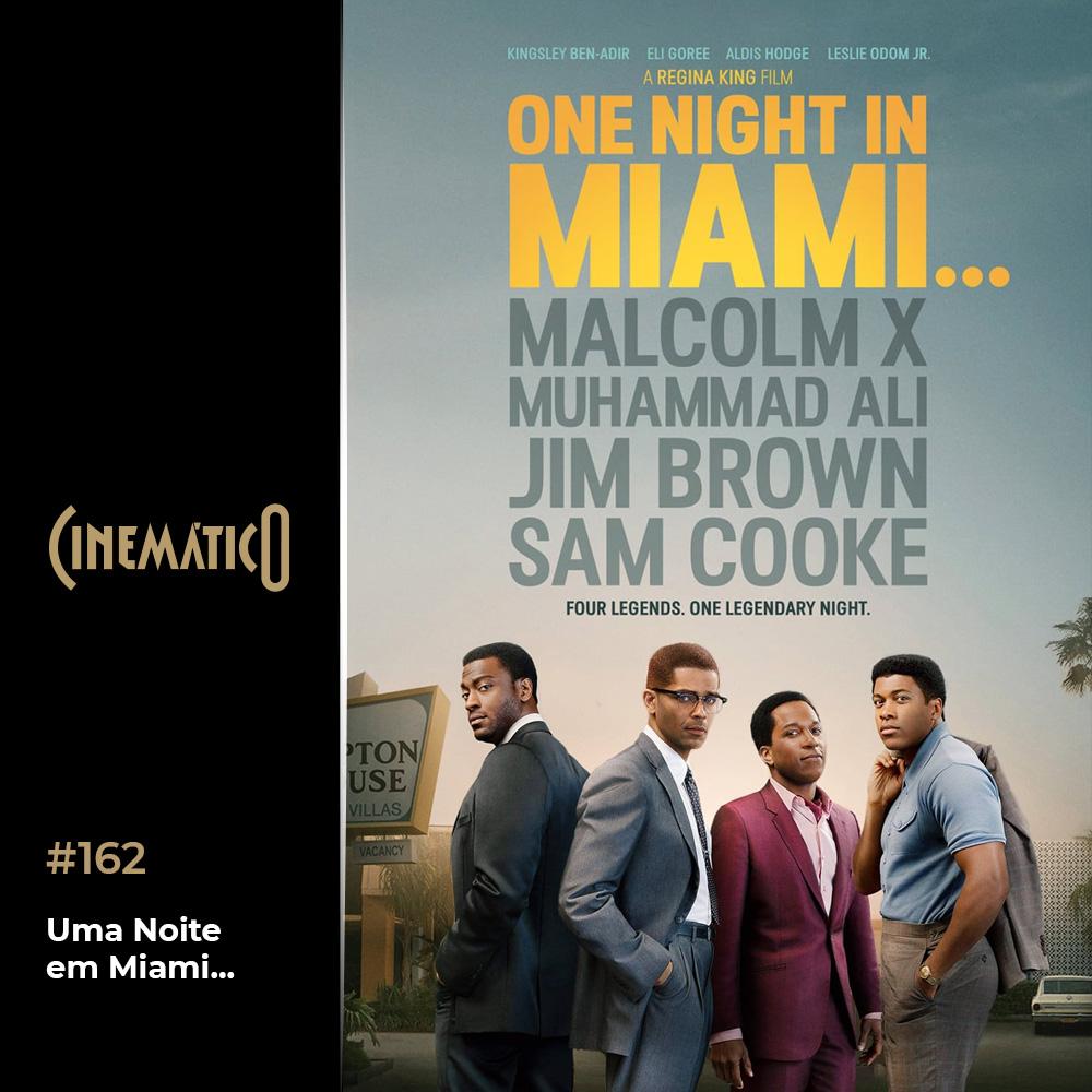 Capa - Uma Noite em Miami…