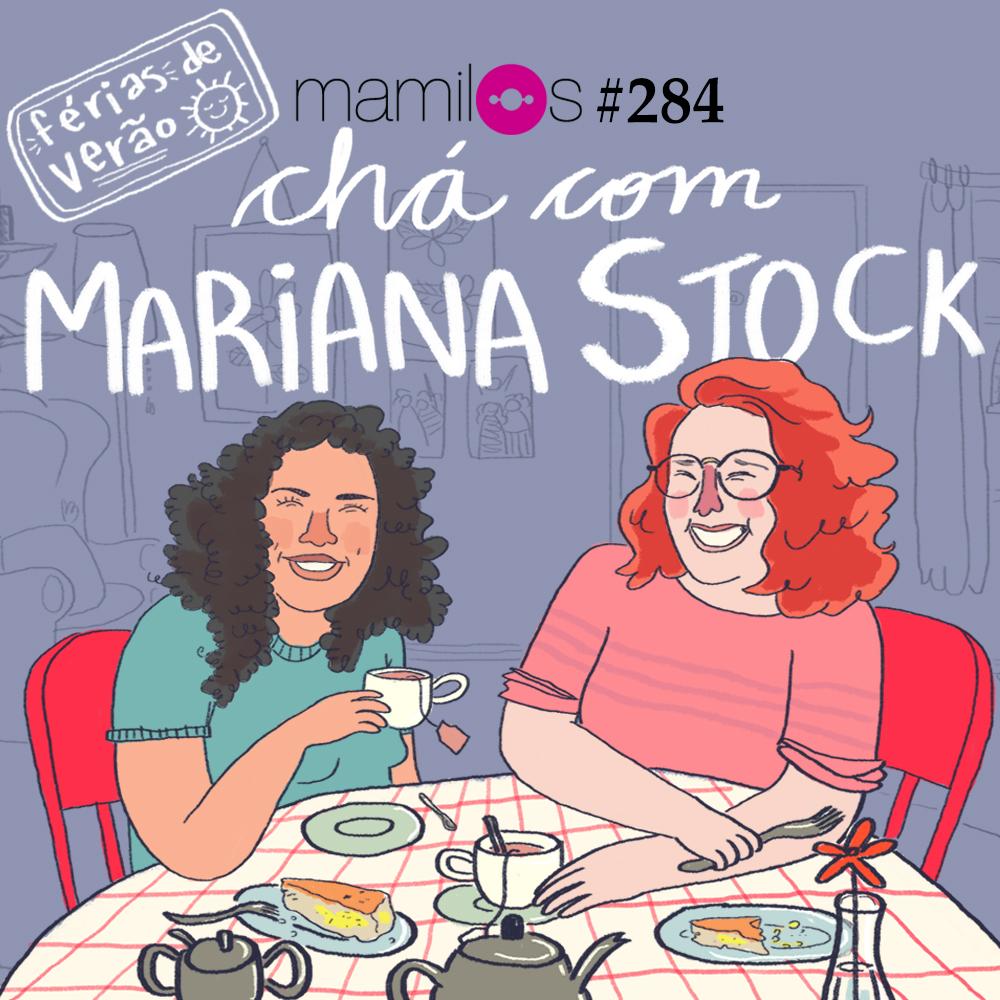 Capa - Chá com Mariana Stock
