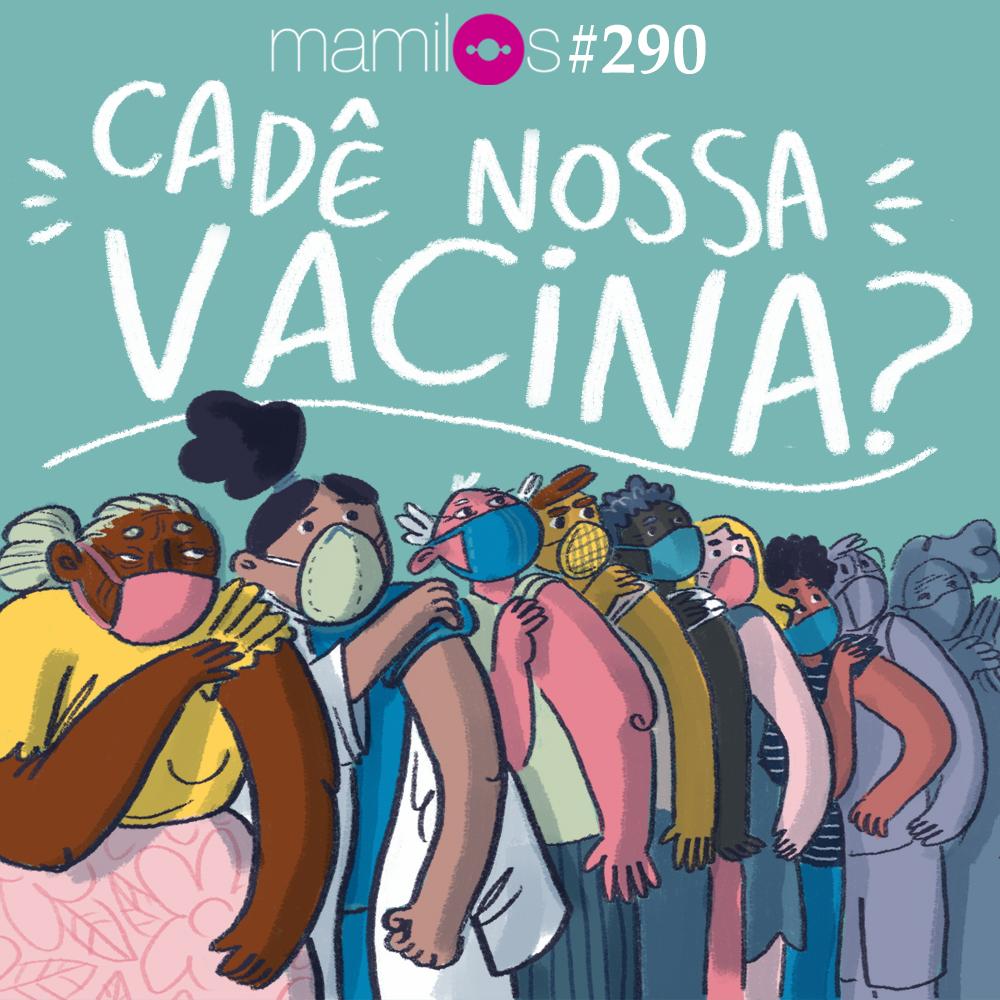 Capa - Cadê nossa vacina?