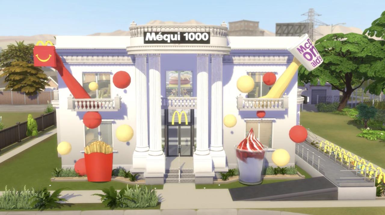 Méqui 1000_ the sims 2