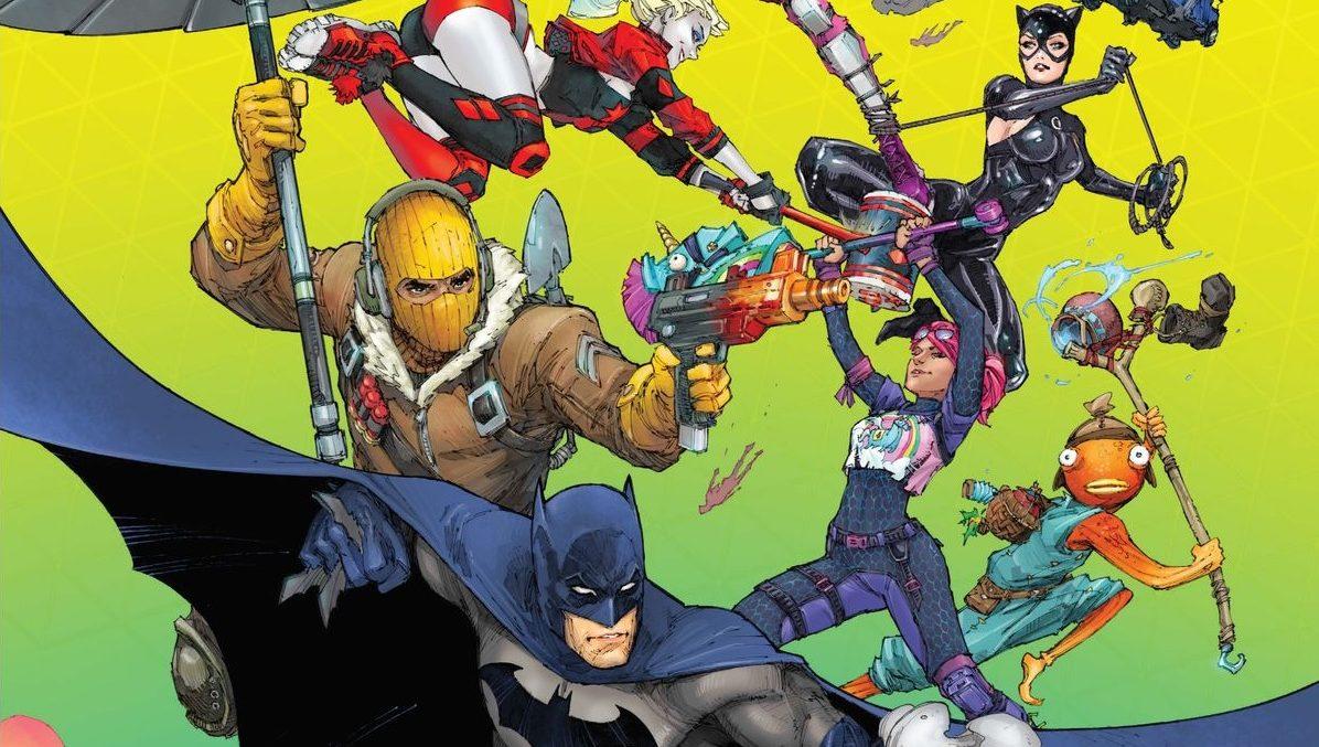 "Feitiço contra o feiticeiro: ""Fortnite"" será tema de novo gibi do Batman"