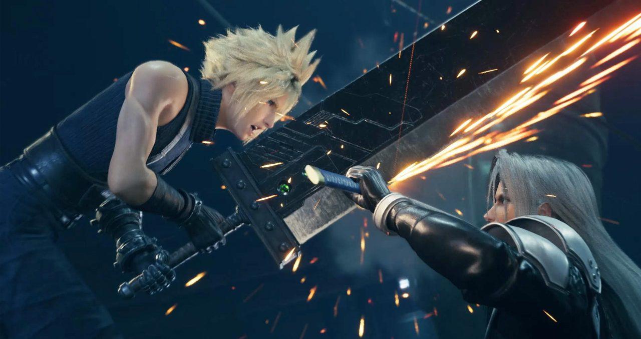 """PlayStation Plus vai disponibilizar """"Final Fantasy VII Remake"""" de graça em março"""