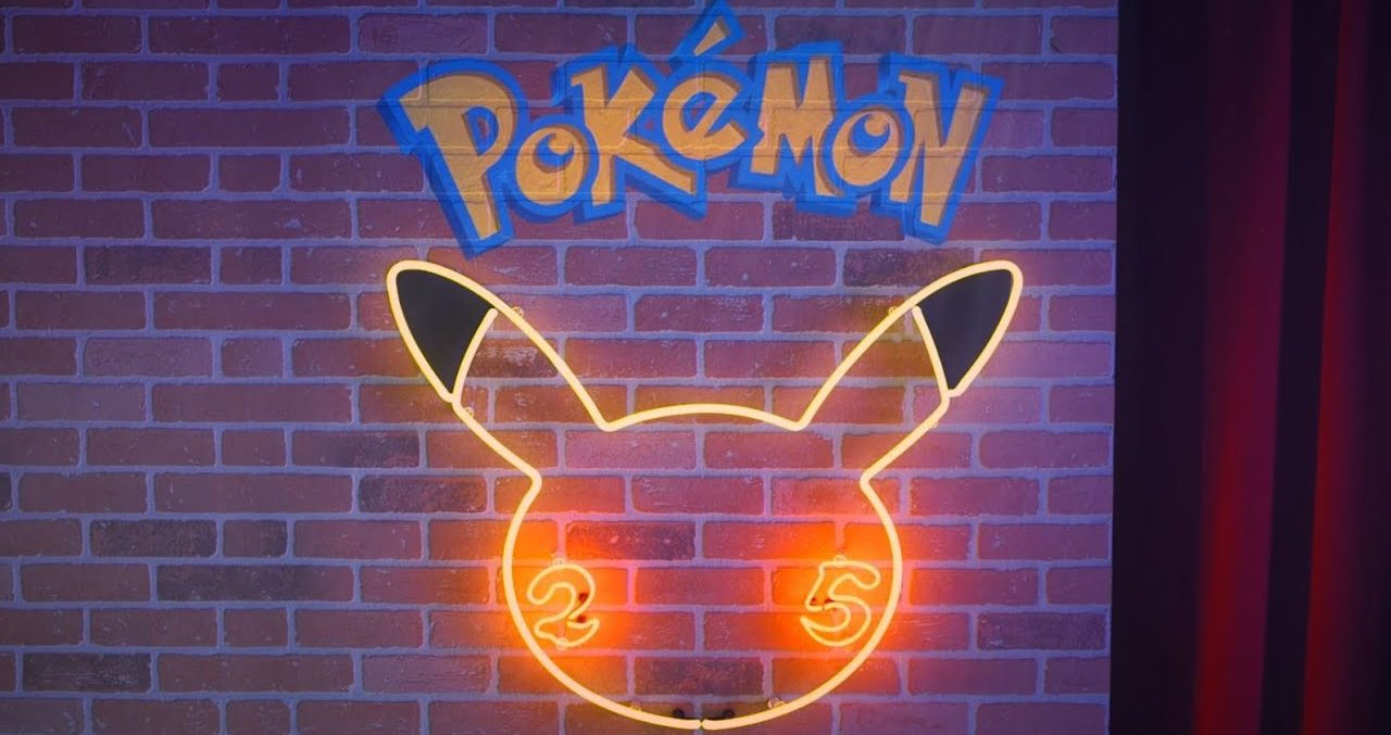 Eventos virtuais celebram 25 anos de Pokémon