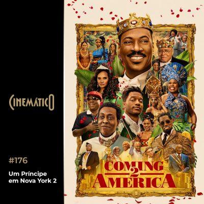 Capa - Um Príncipe em Nova York 2