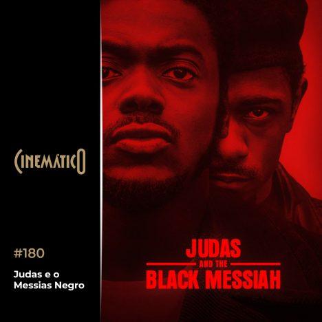 Capa - Judas e o Messias Negro