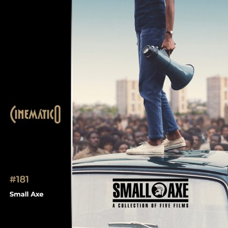 Capa - Small Axe