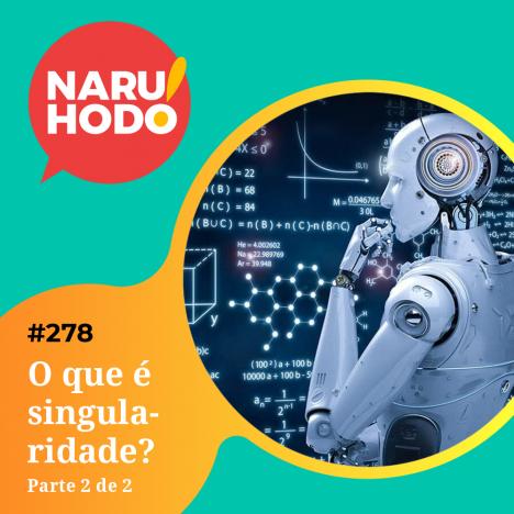 Capa - O que é singularidade? - Parte 2 de 2