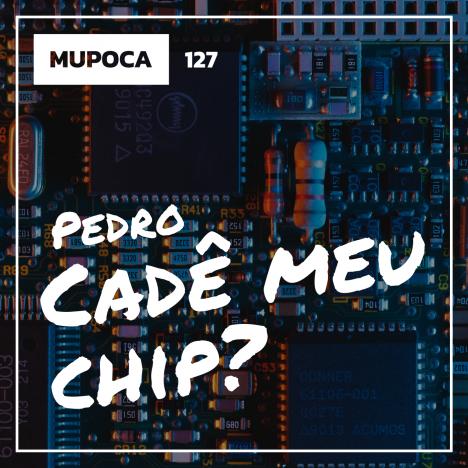 Capa - Pedro, cadê meu chip?