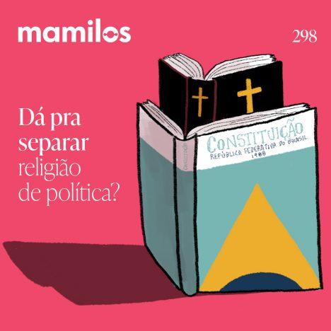 Capa - Dá pra separar religião de política?