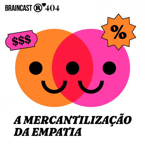 Capa - A mercantilização da empatia