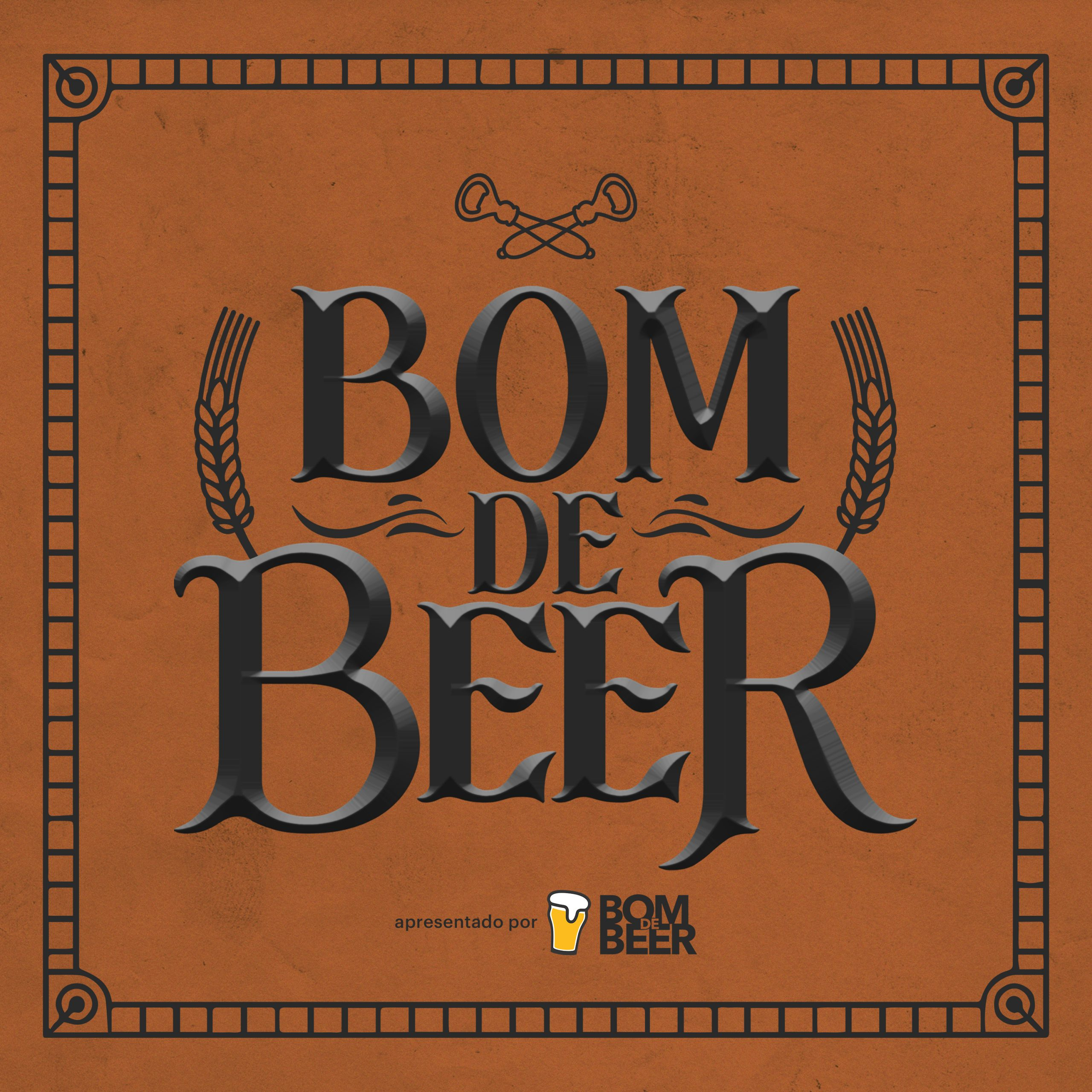 Capa do podcast Bom de Beer