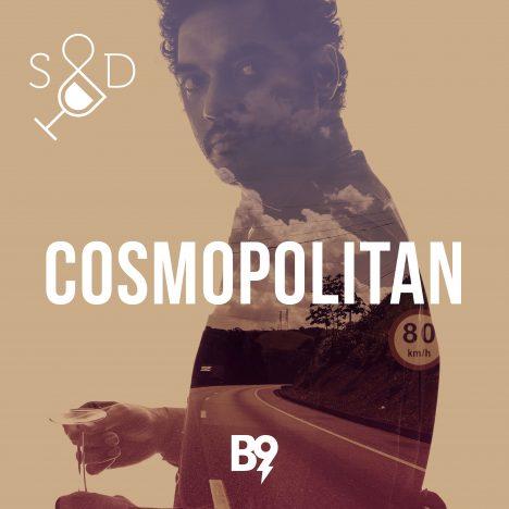 Capa - Sons & Drinks - Ep. 3: Cosmopolitan