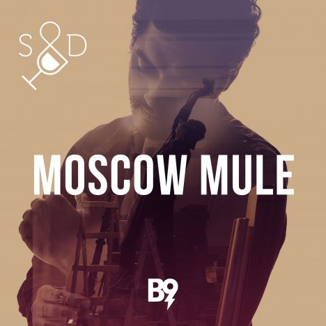 Capa - Sons & Drinks - Ep. 6: Moscow Mule