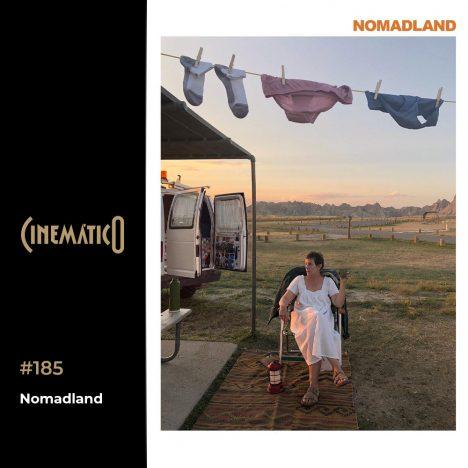 Capa - Nomadland