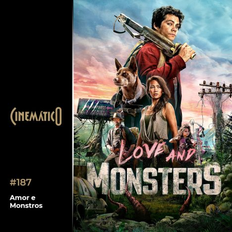 Capa - Amor e Monstros