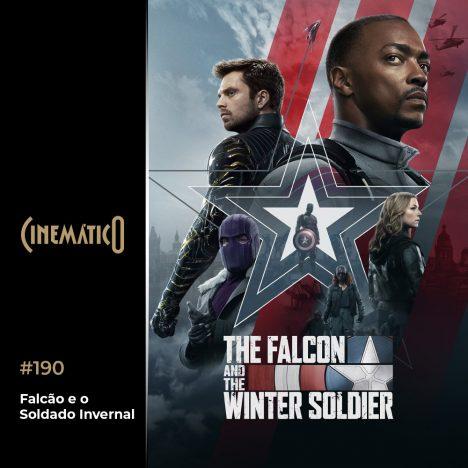 Capa - Falcão e o Soldado Invernal