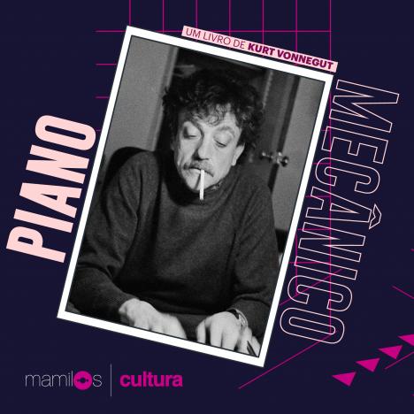 """Capa - Cultura 24: Livro """"Piano Mecânico"""" - A tirania da racionalidade"""